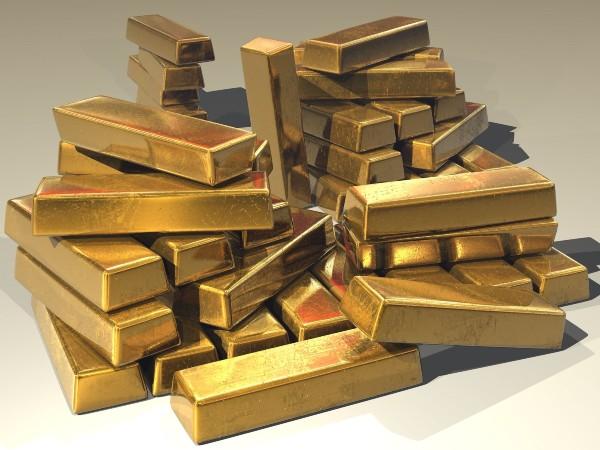 Bancile centrale vand aur pentru prima data in ultimii 10 ani