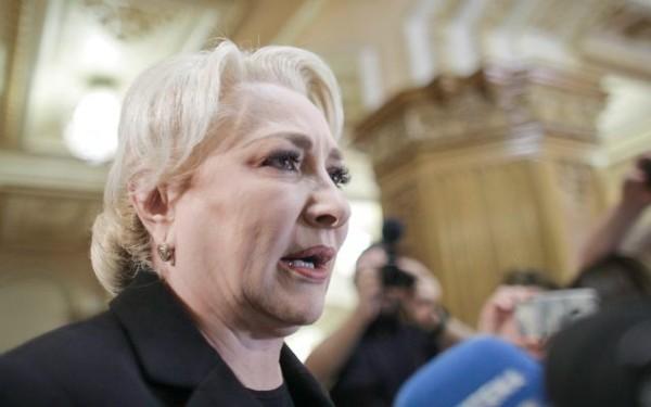 Grindeanu, despre angajarea Vioricai Dancila la BNR: PSD nu a avut niciun rol. Guvernatorul a avut nevoie de experienta ei