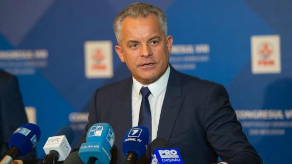 Vlad Plahotniuc si-a depus mandatul: In conditiile preluarii totale in captivitate a Republicii Moldova de catre Federatia Rusa ...