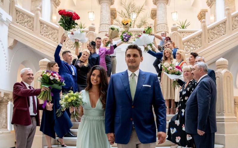 Nunta lui Dragnea Jr nu va fi verificata de ANAF Justificarea lui Teodorovici