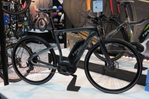 Bicicleta electrica de oras Haibike
