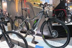 Bicicleta electrica de trekking Haibike