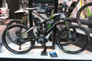 Bicicleta electrica moutain bike RX Haibike
