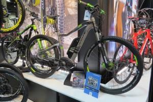 Bicicleta electrica Haibike