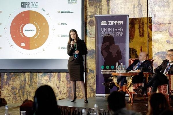 Implementarea regulamentului GDPR al UE oferit de Zipper Romania