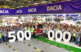 Sarbatoare la Dacia: 500.000 de exemplare Duster produse la Mioveni