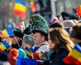 Parada militara la Bucuresti, de Ziua Nationala a Romaniei