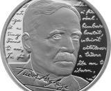 Banca Nationala a Romaniei dedica o moneda celor 140 de ani de la nasterea lui Tudor Arghezi