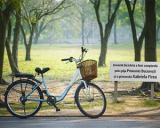 Bicicletele luate pe voucher - fiecare va avea o placuta cu