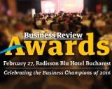Business Review Awards premiaza campionii business-ului romanesc din 2016