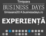 Timisoara Business Days - locul de intalnire al antreprenorilor care construiesc viitorul mediului de afaceri romanesc
