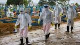 Brazilia a sarit de jumatate de milion de decese Covid. Expertii avertizeaza ca lucrurile se vor inrautati