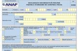 Totul despre Fisierului Standard de Control Fiscal (SAF-T) sau D-406. Cine il depune si cine nu-l depune
