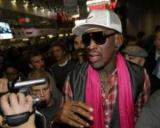 Rodman va juca baschet in Coreea de Nord, de ziua lui Kim Jong Un