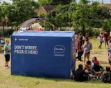 1 din 5 participanti care a ocupat zona de camping la Electric Castle si-a incarcat telefoanele la standul EuroGsm