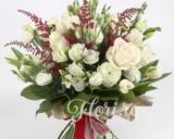 Buchete de flori albe