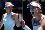 Simona Halep A PIERDUT semifinala AUSTRALIAN OPEN cu Garbine Muguruza 6-7, 5-7