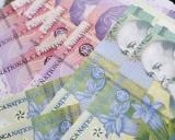 De maine, salariul minim pe economie creste la 1.050 lei. Cati beneficiari sunt