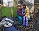 Desi Europa se pregateste de primavara se pare ca in Ucraina iarna va fi lunga si aspra