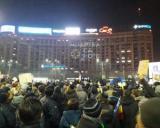 2017. Cel mai mare protest din ultimii 25 de ani. Cum a aratat Piata Victoriei