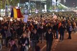 LIVE TEXT VIDEO: Demisia ministrului Justitiei, ceruta in strada. Proteste in toata tara