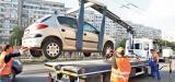 O primarie de sector reincepe ridicarea masinilor parcate neregulamentar. Taxa de recuperare e uriasa