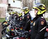 Motocicletele SMURD au salvat 611 vieti