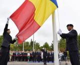 Steagul Romaniei flutura la CERN