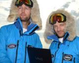 Expediatia Terra Nova a Capitanului Robert Falcon Scott, finalizata de doi exploratori britanici