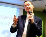 Tanarul antreprenor care motiveaza zilnic 3.000 de oameni se pregateste de lansarea primei sale carti despre motivatie