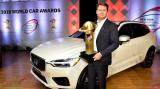 Volvo a castigat si titlul de World Car of the Year 2018