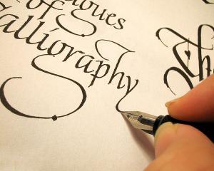Renasterea sau disparitia caligrafiei?