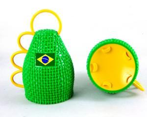 Caxirola, vuvuzela braziliana