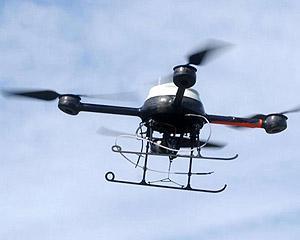 Deutsche Bahn va testa mini-drone in lupta contra vandalismului