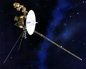 Voyager 1, primul obiect uman care depaseste sistemul solar
