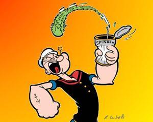 Ce putem invata de la Popeye marinarul?