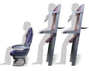 Argumente pentru locurile in picioare in avion