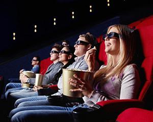 Europenii merg mai rar la cinema