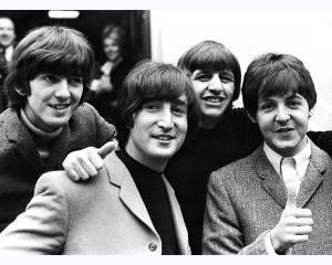 Trupa Beatles va fi recompensata cu un Grammy pentru intreaga sa cariera