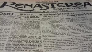 Centenarul Marii Uniri: Astazi, acum 100 de ani. Cum se vedea Romania in presa de acum un veac (VI)