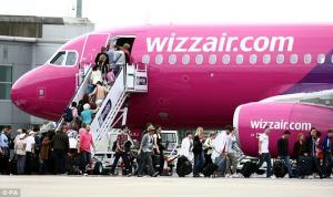 Record de pasageri in 2017 pentru WIZZ AIR. Planurile de extindere ale companiei in 2018