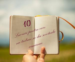 10 lucruri pentru care nu trebuie sa dai socoteala nimanui