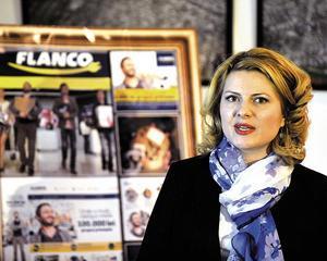 Directorul de marketing de la Flanco, avansat la functia de director general executiv adjunct