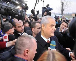 Adrian Nastase a parasit in aplauze penitenciarul Jilava