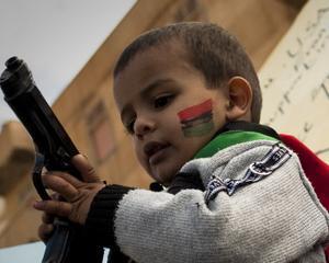 RAZBOI LIBIA LIVE: Gadhafi a castigat portul Misrata