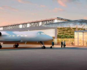 Google isi construieste propriul aeroport