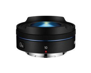 Nou obiectiv Fisheye de 10mm, de la Samsung