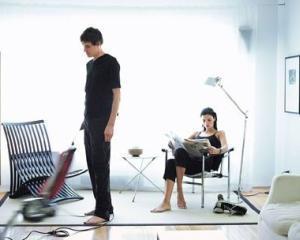 Rata divorturilor este mai ridicata la cuplurile care impart in mod egal treburile casei