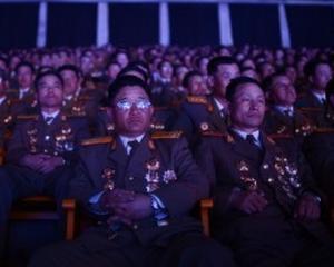 Armele spionilor nord-coreeni