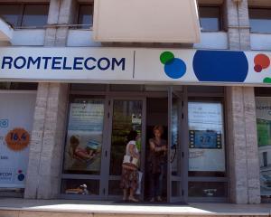 Veniturile Romtelecom au scazut cu 11,8% in trimestrul trei